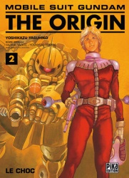 Gundam The Origin Volume 2 Manga
