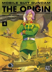 Gundam The Origin Volume 4 Manga