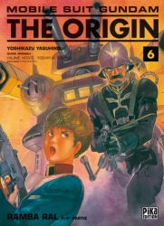 Gundam The Origin Volume 6 Manga