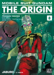 Gundam The Origin Volume 8 Manga