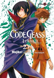 Code Geass - Lelouch of the Rebellion Volume 2 Manga