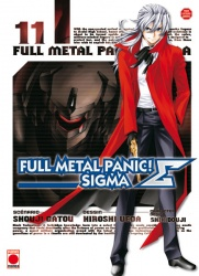 Full Metal Panic: Sigma Volume 11 Manga