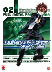 Full Metal Panic: Sigma Volume 2 Manga
