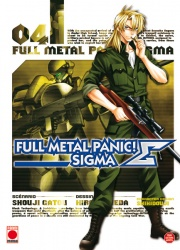 Full Metal Panic: Sigma Volume 4 Manga