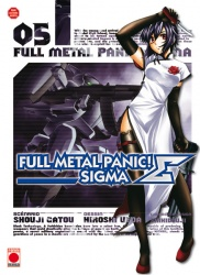 Full Metal Panic: Sigma Volume 5 Manga