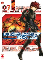 Full Metal Panic: Sigma Volume 7 Manga